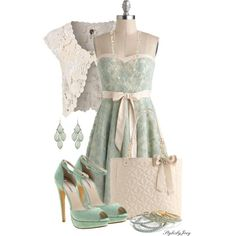 A fashion look from March 2013 featuring Ichi cardigans, Windsor Smith sandals and Betsey Johnson tote bags. Browse and shop related looks.