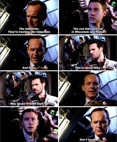 fitz, coulson and ward