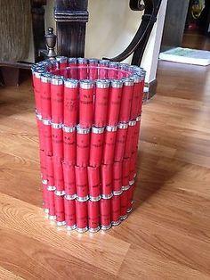 Shotgun shell basket on eBay