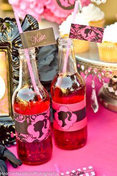 BARBIE PARTY Barbie Birthday Party Barbie by KROWNKREATIONS