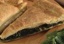 Torta salata vegana alle erbe ed olive | Deliziosa e leggera Olive, Spanakopita, Ethnic Recipes, Food, Meals