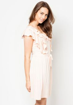 BREAD N BUTTER Ruffle Layers Dress 荷葉邊層疊連身裙 Bread N Butter, Layers, Dresses, Fashion, Layering, Vestidos, Moda, Fashion Styles, Dress