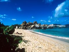 Take advantage of this beautifully secluded beach at Devil's Bay. Beautiful Park, Beautiful Beaches, Caneel Bay Resort, Virgin Islands National Park, Getting Married Abroad, Virgin Gorda, Secluded Beach, Wedding Pictures, Wedding Ideas