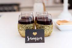 Sangria with Cranber