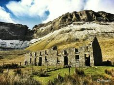 Old Schoolhouse, Gleniff Horseshoe, Co Sligo. Photos: Alison Irwin