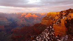 Grand Canyon - one of my favorites!