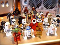 Lego StarWars Minifigures