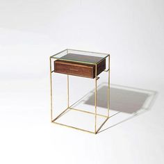 Tamara Codor - Floating Drawer Side Table