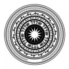 Logo mat tran to quoc viet nam vector — pic 1