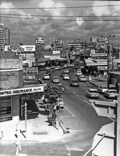 Late 1960s Gold Coast Highway, Surface Paradise