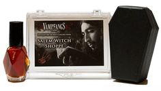 """Salem Witch Shop"" is an aroma combining such fragrances as incense, old books, herbs and musk"