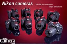 Nikon cameras: the full and complete range explained