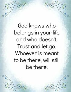 God Knows quotes quote god religious quotes trust religion religious quote Quotes About God, Quotes To Live By, Life Quotes, Faith Quotes, Spiritual Quotes, Positive Quotes, Religious Quotes, Positive Thoughts, Great Quotes