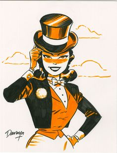 The Other Side blog: Zatannurday: Happy Birthday Darwyn Cooke!