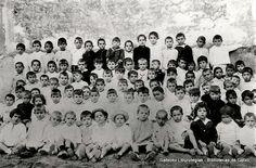 Grupo de alumnos del Colegio del Puerto (Colección Daniel Zubimendi) (ref. 00537)