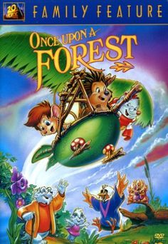 Once Upon a Forest - Rotten Tomatoes