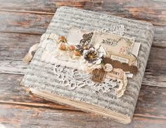 אולושקה - עיצוב אלבומים אומנותי בעבודת יד - אלבום בסגנון רומנטי #4