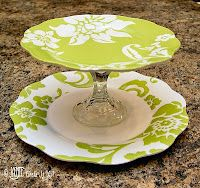 Tiered Serving Dish  Easy to make