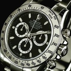 #rolex #blackdial #daytona #watches #watchcentre #london
