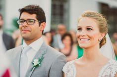 Penteado noiva trança foto: Marina Lomar