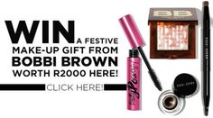 Win A Make-Up Gift From Bobbi Brown This December!