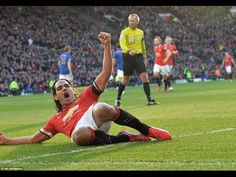 Manchester United 3   1 Leicester City Full Highlights 31/1/2015