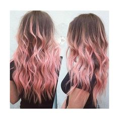 40 Pink Hairstyles Pastel Colors, Pink Highlights, Blonde and Pink... ❤ liked on Polyvore featuring accessories, hair accessories and pink hair accessories