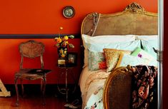 69 Colorful Bedroom Design Ideas | Interior Design