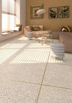 VIVES - Pavimento - porcelánico Portofino Crema 80X80 cm.   vives ceramica   pavimento gres porcelánico   terrazo