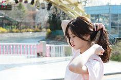 Last morning🌞 . Asian Celebrities, Asian Actors, Korean Actresses, Korean Actors, Actors & Actresses, Celebs, Bts Beautiful, Beautiful Asian Girls, Kim So Hyun Fashion