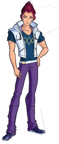 riven i love it Winx Club, Winx Magic, Shadow Monster, Violet Eyes, Comic, Cartoon Characters, Fictional Characters, Narnia, Anime Guys