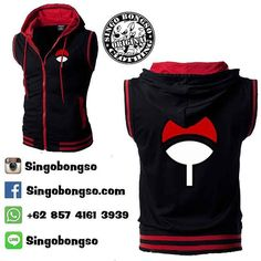 VEST UCHIHA CASUAL  Price : IDR 209 / USD 26 Material :  Cotton fleece Application :  screen printing  Delivery from Indonesia  Contact : ORDER BBM : 590007F2 WA : 62 857 4161 3939 LINE : singobongso  RESELLER BBM : 7D7993CF WA : 62 89 659 326 456 email : singo.bongso@gmail.com  Facebook http://ift.tt/1VLnZ12 http://ift.tt/1XzdPBW Instagram http://ift.tt/1OhgqcD http://ift.tt/210r841  Singobongso Anime Clothing Jaket Anime   Kaos Anime   Store Anime   Tas Anime   Jaket Naruto   Jaket…
