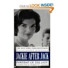 Jackie After Jack: Portrait of the Lady: Christopher Andersen: 9780446607438: Amazon.com: Books