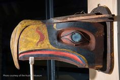 Burke Blog: Mask that likely inspired the Seahawks logo discovered in Maine museum