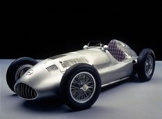 1939 Mercedes-Benz Formula Racing Car