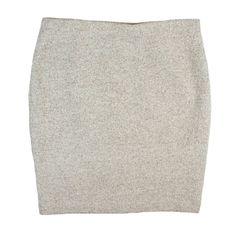 "New ANN TAYLOR Taupe Metallic Tweed Pencil Skirt NWOT. This new taupe beige metallic tweed pencil skirt from Ann Taylor features subtle silver metallic threading in the material, back center zip closure with elastic banding at the waist. Fully lined. Made of a wool blend. Measures: waist: 30"", Hips: 40"", Total Length: 20.5"" Ann Taylor Skirts Pencil"