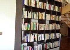 Knihovna Bookcase, Shelves, Home Decor, Shelving, Decoration Home, Room Decor, Book Shelves, Shelving Units, Home Interior Design