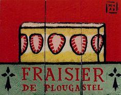 Fraisier (fraises de Plougastel) | Finistère Bretagne