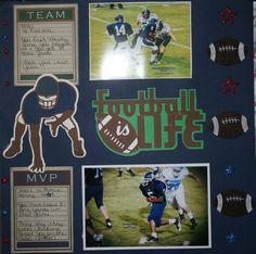 HS - Soph yr - Varsity Football