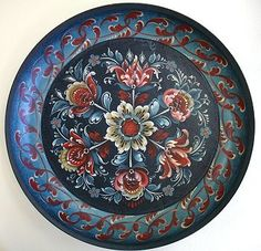 Hallingdal Style Bowl