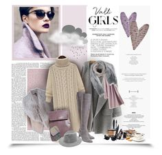 Gentle Love by giudittina on Polyvore featuring polyvore fashion style COII Calvin Klein Matt & Nat Brunello Cucinelli Burberry M&Co Lancôme clothing