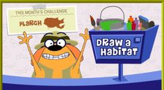 Draw that Habitat