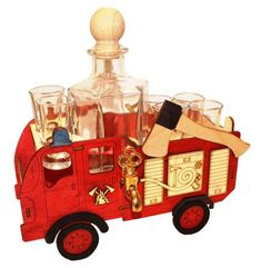 Toys, Tractor, Liquor, Toy, Games