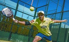 Fernando Belasteguin jugador de #Pádel #PádelProfesional #WorldPádelTour.