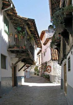 Jewish quarter, Hervas - Jews in Spain and Portugal:From Coexistence to Clandestinity Places To Travel, Places To See, All About Spain, Travel Around The World, Around The Worlds, Myconos, Places In Spain, Spain And Portugal, Places Of Interest