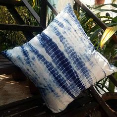 Decorative Pillow Cases Indian Tie Dyed Indigo Blue Cushion Cover Intetior Home Decore Sofa Cushion Shibori Gift Pillows Christmas Gift Decorative Pillow Cases, Decorative Cushions, Blue Cushions, Cushions On Sofa, Boho Pillows, Throw Pillows, Blue Cushion Covers, Pillow Covers, Blue Blanket