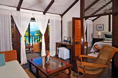 St. Vincent & the Grenadines: Tamarind Beach Hotel & Yacht Club on Canouan Island