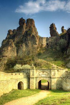 Belogradchik, Bulgaria(natural rocks)