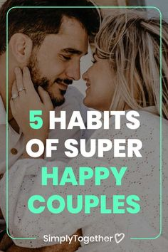 All happy couples know it takes an effort to build a strong and healthy relationship. Here you'll find tips habits to practice daily with your partner to change your relationship for the better. Healthy Relationships, Relationship Advice, Happy Couples, Super Happy, Love Can, Effort, Amen, Improve Yourself, Strong