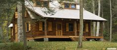 Clearfield Log Cabin / 3 Bedrooms – 1 Bathrooms – 1,327 Square Footage